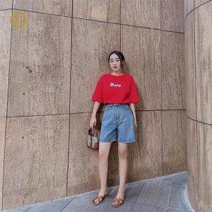 quần ngố jean big size